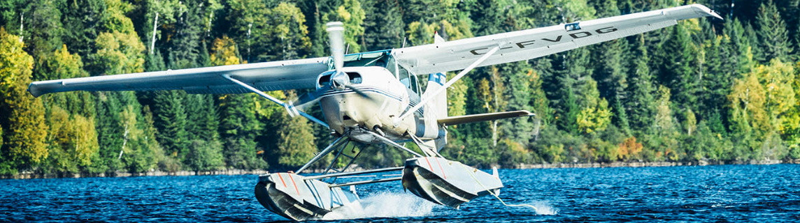 PASSION HYDRAVION QUEBEC MAURICIE